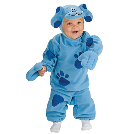 Blues Clues Romper Infant Costume
