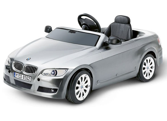 BMW 3 Series Convertible Kids Car - BMW Kids Car Collection