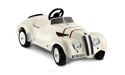 BMW 328 Roadster Pedal Car - BMW Kids Car Collection