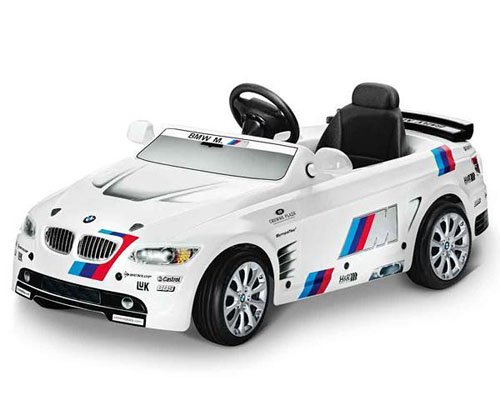 BMW M3 GT Motorsport Pedal Car - BMW Kids Car Collection