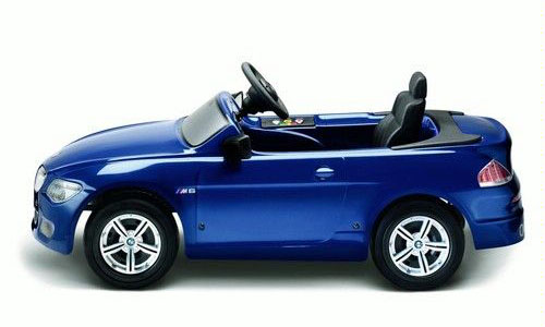 BMW M6 Convertible Kids Car - BMW Kids Car Collection