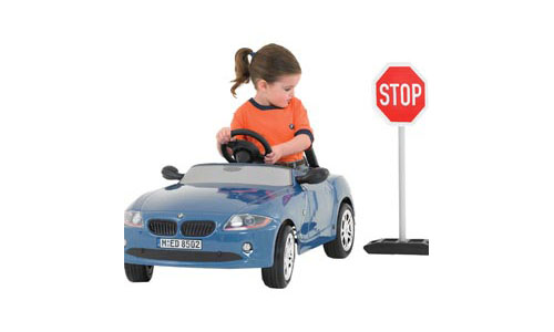 BMW Z4 Kids Cars Charger or Replacement Battery - BMW Kids Car Collection