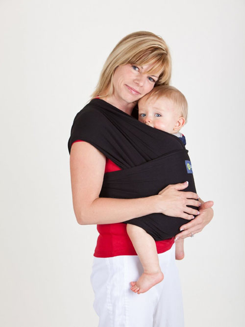 Boba Wrap Baby Carrier