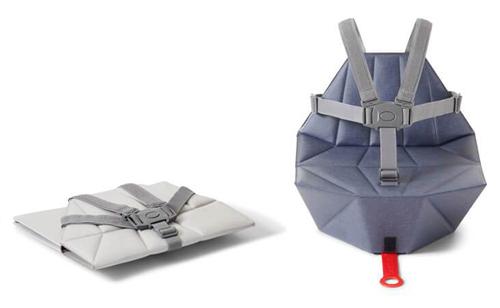 Bombol Pop-Up Booster - Portable Booster Folds Flat