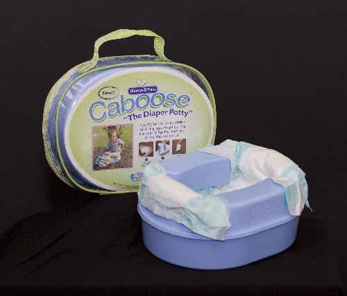 Bonaco Caboose Travel Diaper Potty
