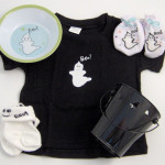 Boo Baby Halloween Gift Set Can Make Your Baby's Halloween Delighting