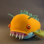 Let Bottom Feeder Cotton Monsters Be a Buddy of Your Kids