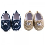 Stylish and Fashionable Luvable Friends Boy's Slip On Shoes