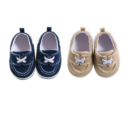 Stylish and Fashionable Luvable Friends Boy's Slip On Shoes ...