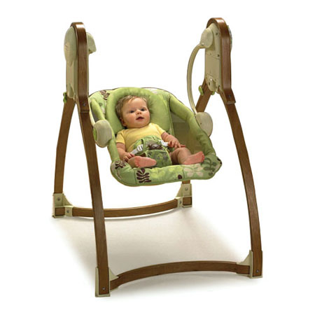 Brentwood Baby Collection Swing