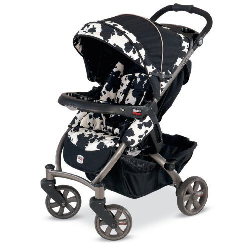Britax Chaperone Cowmooflage Stroller - Camouflage Stroller and Carseat Cover