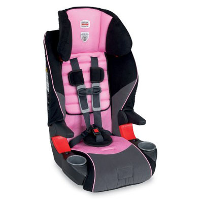 Britax Frontier 85 Combination Booster Car Seat