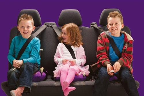 BubbleBum Car Booster Seat