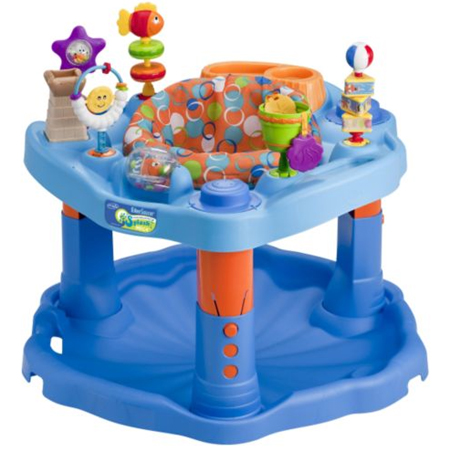 evenflo splash mega exersaucer activity center keep your baby busy learning modern baby. Black Bedroom Furniture Sets. Home Design Ideas