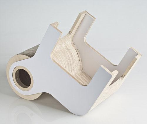 Bull Children Furniture by Andrew Lizaso Design