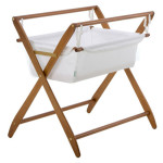 Cariboo Gentle Motions Bassinet Shoothes Your Baby to Sleep with Soft-Rocking Motion