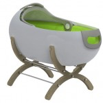 Cascara Modern Bassinet Can Give a Unique and Stylish Look to Any Nursery
