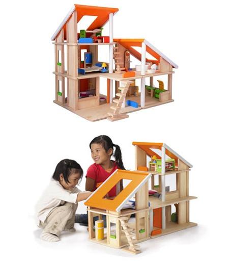 Plan toys modern furniture set