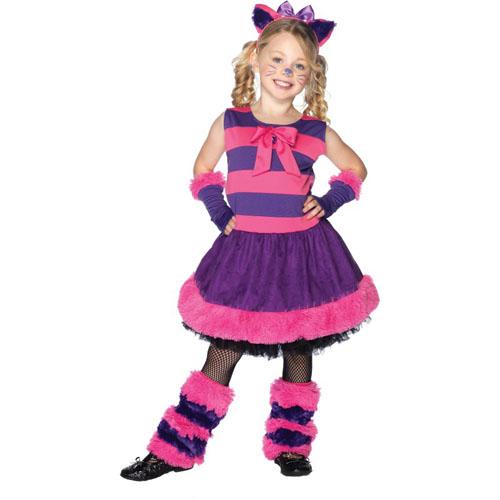 Chesire Cat Child Costume - Top 20 Halloween Kids Costumes