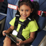 Child Airplane Travel Harness Is FAA Approved Child Flying Safety Device