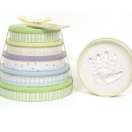 Child to Cherish Handprints Tower Of Time Kit For The First Five Years of Your Baby