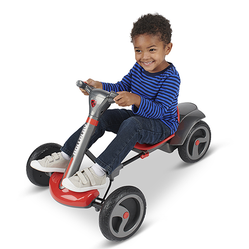 The Children's Folding Electric Go Kart