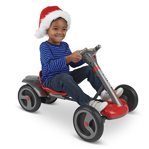 The Children's Folding Electric Go Kart