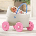 Classic Doll Buggy-A Ride for Your Kid's Best Friend