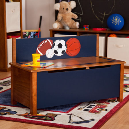 Playtime Toy Storage Box