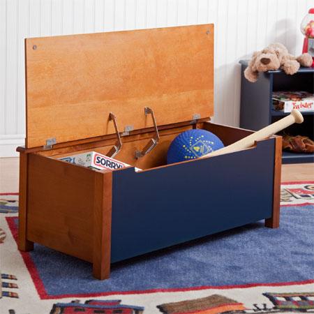 playtime toy storage box