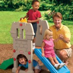 Climb n Slide Castle-Great Adventure for Your Kids