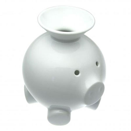 Porcelain coink piggy bank teaches your kids the importance of saving modern baby toddler products - Coink piggy bank ...