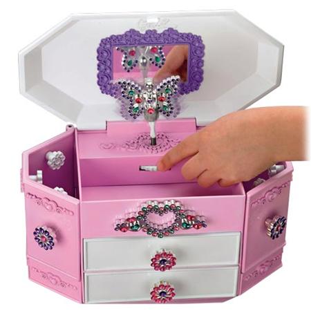 Color Me Gemz Jewelry Box