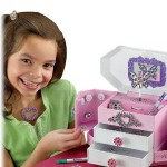 Color Me Gemz Jewelry Box Allows Your Kids to Customize It