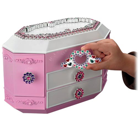 color me gemz jewelry box