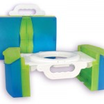 Cool Gear Travel Potty Chair Provides Clean Toilet for Your Children Anytime Anywhere