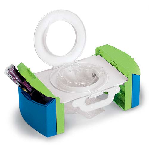 Cool Gear Travel Potty Chair