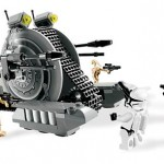 LEGO Star Wars Corporate Alliance Tank Droid : An Extreme Playset for Kids