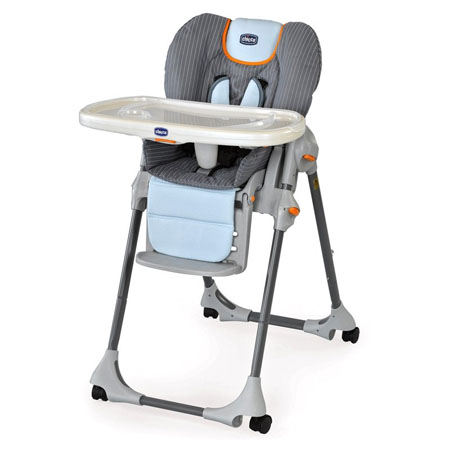 Coventry High Chair Features Latest Design, Ultimate Comfort And Complete Safety