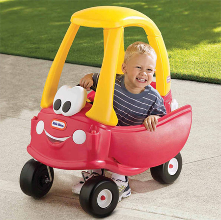 Redesigned Little Tikes Cozy Coupe is Now Better than Ever for Your Kids