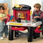 Craftsman Workshop Provides Your Kids a Whole New World of Interesting Tools