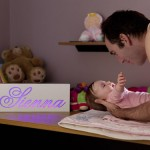 Illuminate Your Child's Name On Custom Night Light from MyLight