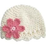 Daisy Flapper Beanie-An Essential for Newborns
