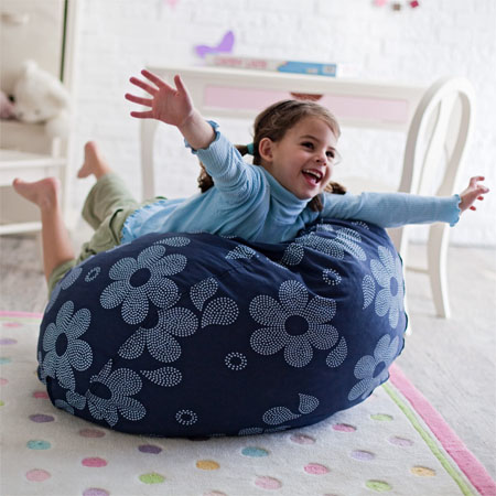 Bean Bag Chairs For Kids Purple modren bean bag chairs for kids purple decorating