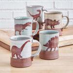 Cool Ceramic Mug for Little Dinosaur Lovers