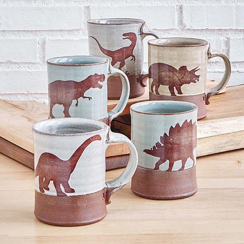 Cool Mug for Little Dinosaur Lovers