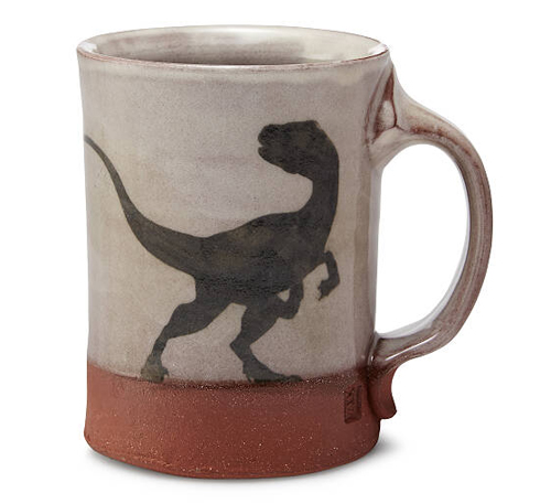 Cool Mug for Little Dinosaur Lovers