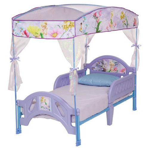 Disney Princess Toddler Bed with Canopy Customer Ratings  Reviews