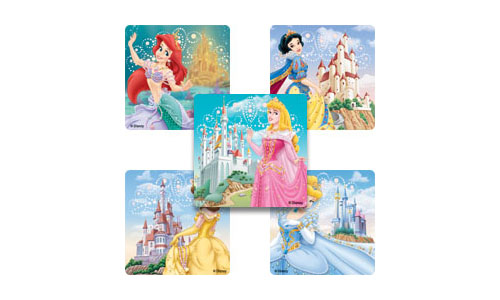 Disney Princess Stickers - Stickers for Kids