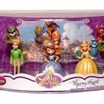 Disney Sofia the First Exclusive 6 Piece PVC Figurine Set